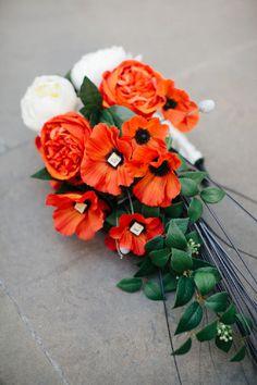 An Eclectic Orange & Scrabble Wedding ~ UK Wedding Blog ~ Whimsical Wonderland Weddings