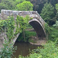Beggar's #bridge #north #yorkshire