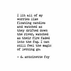 D. Antoinette Foy