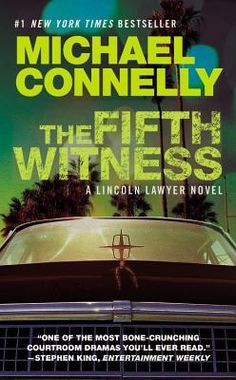 The Fifth Witness-Michael Connelly