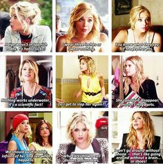 Pretty Little Liars // Hanna :D