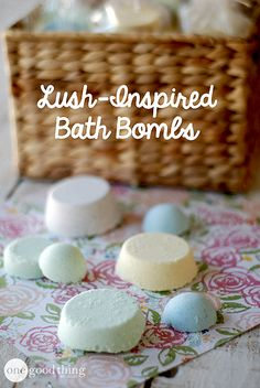 If you love bath bombs, but can't justify the price of the fancy store-bought variety...check out our super easy and affordable DIY version!