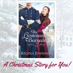 -It's a Christmas story set in 19th century Indian Territory. -Lieutenant Jack's life is upended when his childhood crush appears in danger on the reservation. -Hattie Walker finds herself in debt to the awkward boy she'd ignored in school. When his critical mistake is uncovered, she learns that she's bound by more than gratitude.  -You might decide to buy a dashing cape for your man when you're done reading this!
