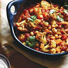 Fall Vegetable Curry Recipe | MyRecipes.com