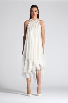 """""""KIKA"""" Summer Collection 14 #OffWhite"""
