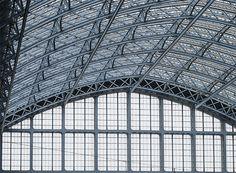 St Pancras Saints, Louvre, Projects, Log Projects, Blue Prints