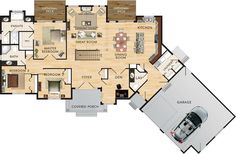 Eddystone Floor Plan