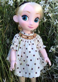 Elsa, animator's collection doll