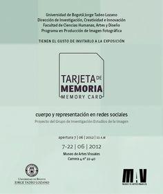 Inauguración de Tarjeta de Memoria / Memory Card en el MAV. Boarding Pass, Fajardo, Travel, Exhibitions, Social Networks, Museums, Blue Prints, Hamster Wheel, Viajes