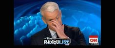 Definitely shades of Ron Burgundy here... How to Punk a CNN Anchor: Watch Anderson Cooper Meltdown When Crew Hits Him with 'Sex Panther' Joke