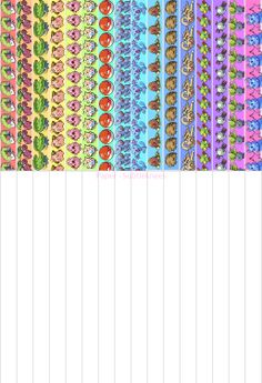 Lucky Star Printable Paper Rilakkuma | Pokemon Stars -equals- LOVE by Subtleknees