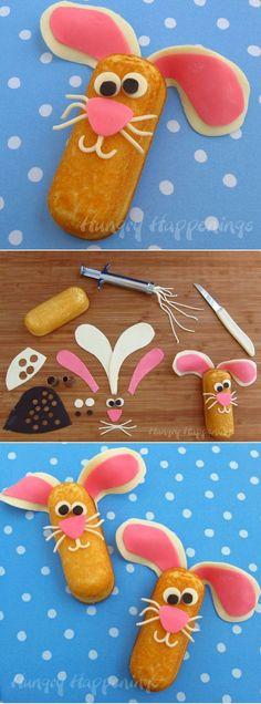 DIY Bunny Twinkies