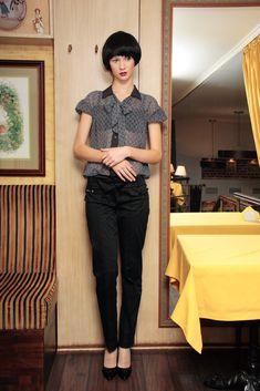 Lookbook/Vereteno #Дизайнерскаяодежда #женскаяодежда #style #lookbook #vereteno #одеждаМосква #fashion #блуза Chic, Vintage, Style, Fashion, Shabby Chic, Swag, Moda, Elegant, Fashion Styles
