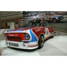 "29 To se mi líbí, 2 komentářů – Felicia RS (@feliciarsde) na Instagramu: ""40 Jahre #Skoda #130RS #Oldtimer #Vintagecar #Car #Instacar #Oldcar #Carstagram #classiccar…"""