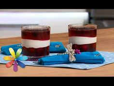 Диетический творожно-желейный десерт - Все буде добре - Выпуск 635 - 15.07.15 - YouTube