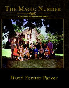 The Magic Number is an autobiography from David Forster Parker about growing up in Sarnia, Ontario in the 30s and 40s as well as his life exploits in Buffalo, New York, Cairo, Egypt, Milton Keynes, England, Orlando, Florida, and Jacksonville, Florida.  It is well worth your time to read through this interesting and fun-filled adventure he has called life.