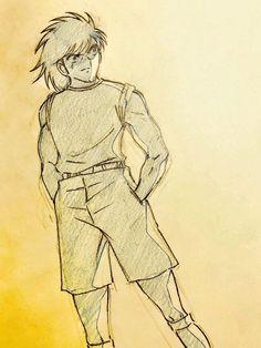 Captain Tsubasa, Old Anime, The New Wave, Kawaii, Ova, Manga, Comics, Dragon Ball, Monkey