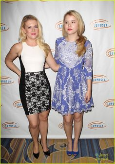 Melissa Joan Hart & Taylor Spreitler: Lupus LA Hollywood Bag Ladies Luncheon 2013