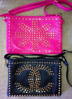 Studded Clutches <3