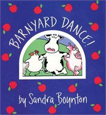 Barnyard Dance (By Sandra Boynton)Everybody sing along because its time to do-si-do in the barnyard with a high-spirited animal crew! From Boynton on Board, the bestselling series of board books, here is BARNYARD DANCE, with Sandra. Sandra Boynton, Barnyard Dance, The Barnyard, Barnyard Party, Best Children Books, Childrens Books, Toddler Books, Young Children, Future Children