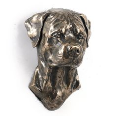 Rottweiler dog hanging statue limited edition by ArtDogshopcenter