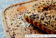 Reform teljes kiőrlésű élesztőmentes kenyér