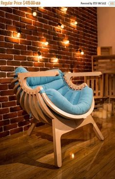 140 Beautiful Wooden Chairs with Artistic Design https://www.futuristarchitecture.com/2153-beautiful-wooden-chairs.html #chair #furniture