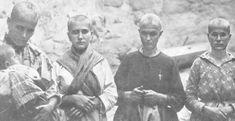 Cuatro mujeres rapadas al cero por los franquistas en Oropesa (Toledo) por ser familiares de republicanos.  Fundación: Pablo Iglesias