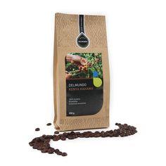 Kenya Kahawa (Kenia Kaffee) - Ein aromatisch-geschmackvoller Kaffee aus Kenia.