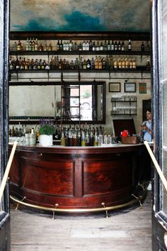 A Speakeasy in Williamsburg, Absinthe Included: Remodelista