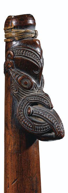 maori flûte put | musical instrument | sotheby's pf1438lot6vc6hen