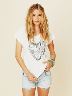 Free People We The Free Wild Unknown Muscle Tee, $39.95