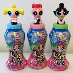 Powerpuff Girls BellyWashers