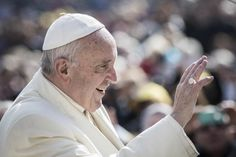 Pope Francis' First Instagram Post: 'Pray For Me'