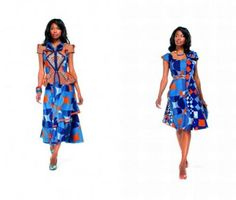 Latest Ghana Dress Styles | beautiful african women ankara attire » saflirista: African, people ...