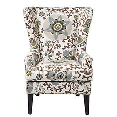 this classicAbigail Wing Chair would go great with our furniture $899.00