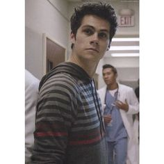 Stiles Teen wolf ❤ liked on Polyvore