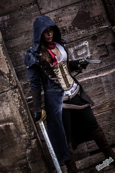 Arno Dorian (Female) by PicturesOfJack