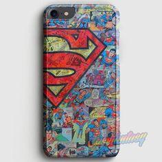 Superman Comics iPhone 7 Case   casefantasy