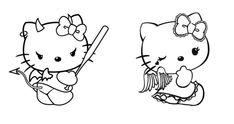 Angel Devil Tattoo, Demon Tattoo, Angel And Devil, Cat Tattoo, Bff Tattoos, Anime Tattoos, Mini Tattoos, Small Tattoos, Tatoos