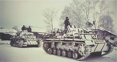 Panzer III's | WW2 tanks | Flickr