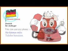 German Course 36 Notruf   Deutsch für Anfänger German Course, Family Guy, Youtube, Fictional Characters, Fantasy Characters, Youtubers, Youtube Movies, Griffins