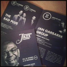 The Bologna Jazz Festival week is coming! - Instagram by bolognajazzfestival