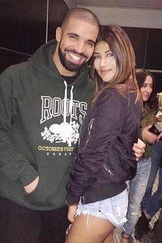 Drake wearing  Roots Hooded Fleece Sweatshirt