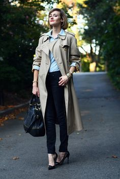 my tried and true Burberry trench coat + still time to enter the #BurberryBodyInspirations contest!