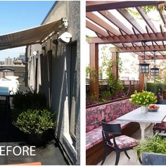 Every space can be beautiful. No space wasted. Wesley-Moon-NYC-penthouse-BeforeAfter_06.jpg