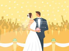 ILL153, 프리진, 일러스트, ILL153b, 팔로잉, 리더, 단체, 군중, 사람, 캐릭터, 실루엣, 지휘, 리더십, 생활, 라이프, 환호, 호응, 남자, 여자, 결혼, 웨딩, 신랑, 신부, 드레스, 턱시도, 부케, 꽃, 식물, 꽃다발, 카메라, 촬영, 결혼식, 서있는, 전신, 마주보는, 사랑, 예식장, 행복, 축하, 기념일, 이벤트, 배경, 백그라운드, 라이프스, 일러스트, illust, illustration #유토이미지 #프리진 #utoimage #freegine 19984938
