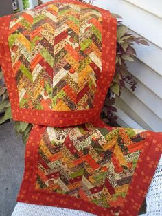 1000 Images About FALL QUILT 1 On Pinterest