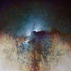 Breaking Light - Cody Hooper - acrylic on panel