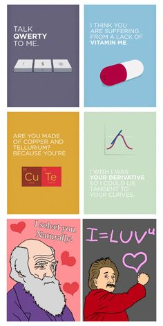 DIY Nerdy Valentines Printables Top Photos 5 Nerdy Valentines Part I these 2 are my favorite DIY Nerdy Valentines Printables Top Photos 5 Nerdy Valentines Part I these 2 are my favorite katie bryant katgirlpa nbsp hellip Valentine cards Science Valentines, Valentines Ideas For Him, Nerdy Valentines, Valentine Cards, Rainbow Bubbles, Card Sayings, Nerd Love, Gifts For Your Boyfriend, Valentine's Day Diy